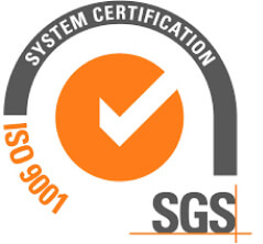 Logótipo Certificação ISO 9001