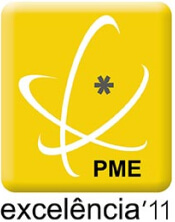 Logótipo PME Excelência 2011