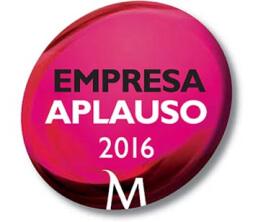 Logótipo Empresa Aplauso 2016