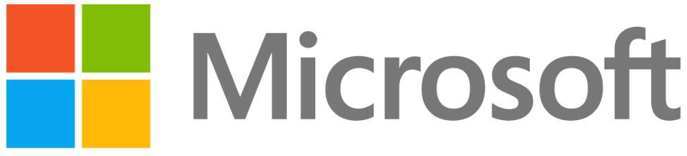 Logótipo Microsoft