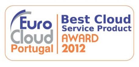 Logótipo Best Cloud Service Product