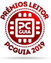 Logótipo Prémios Leitor PC GUia 2019